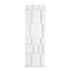 Wilson Tall Wall Shelf - White - Image 1