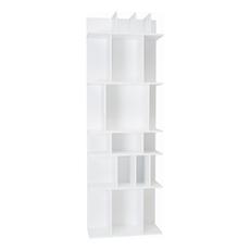 Wilson Tall Wall Shelf - White - Image 2