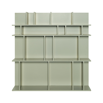 Wilson Short Wall Shelf - Dust Green - Image 1