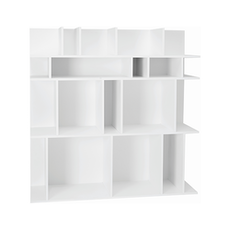 Wilson Short Wall Shelf - White - Image 2