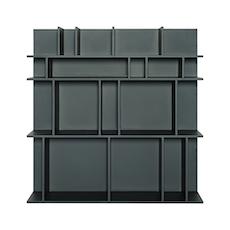 Wilson Short Wall Shelf - Charcoal Grey - Image 1