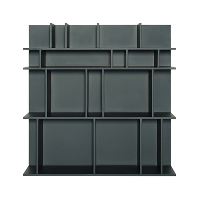 Wilson Short Wall Shelf - Charcoal Grey - Image 1