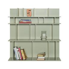 Wilson Short Wall Shelf - Charcoal Grey - Image 2