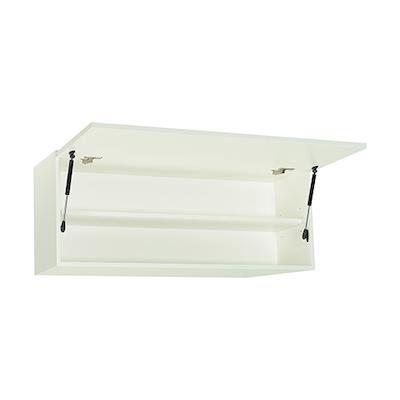 Vito 1M Hanging Cabinet - Walnut - Image 2