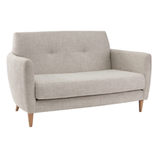 Belle 2 Seater Sofa - Almond - Image 2