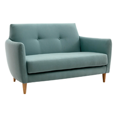 Belle 2 Seater Sofa - Jade - Image 2
