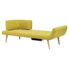 Lexie Daybed Sofa - Pistachio - Image 1