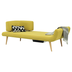 Lexie Daybed Sofa - Pistachio - Image 2