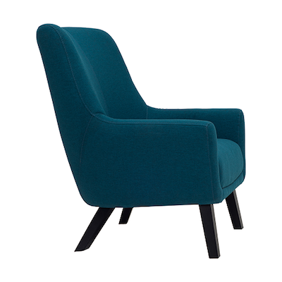 Alicia Lounge Chair - Jungle Green - Image 2