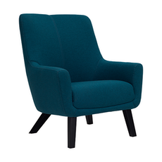 Alicia Lounge Chair - Jungle Green - Image 1