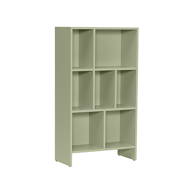 Wilkie Low Rack - Charcoal Grey - Image 2