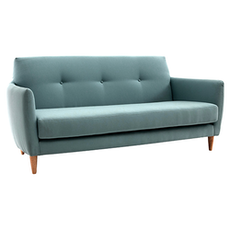 Belle 3 Seater Sofa - Jade - Image 2