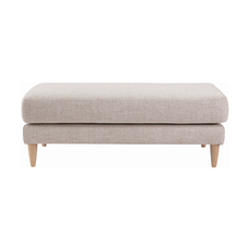 Belle Ottoman Sofa - Almond - Image 1