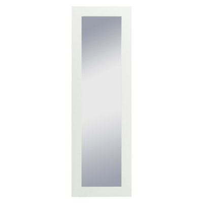 Dahlia Small Full-Length Mirror - White - Image 1