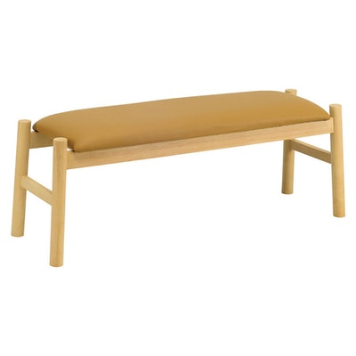 Madge Bench - Chestnut - Image 2