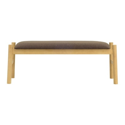 Madge Bench - Chestnut - Image 1