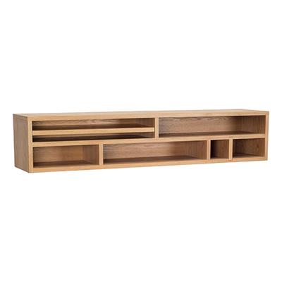 Ezra Wall Storage Unit - Natural - Image 1