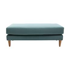 Belle Ottoman Sofa - Jade - Image 1