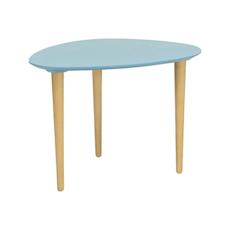 Corey Occasional Medium Table - Dust Blue - Image 1
