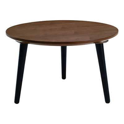 Carsyn Round Coffee Table - Cocoa - Image 1