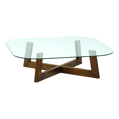 Paxton Coffee Table - Cocoa - Image 1