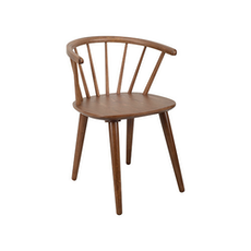 Caley Dining Chair - Cocoa (Set of 2) - Image 1