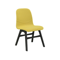 Ava Dining Chair - Black, Pistachio (Set of 2) - Image 1