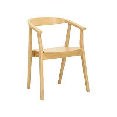 Greta Chair - Natural (Set of 2) - Image 1