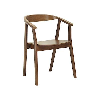 Greta Chair - Cocoa (Set of 2) - Image 1