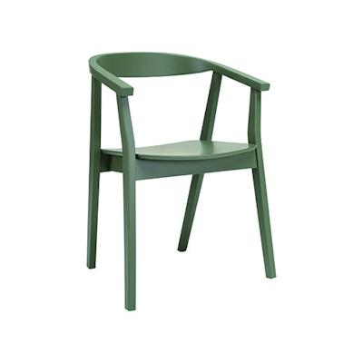 Greta Chair - Pickle Green (Set of 2) - Image 1