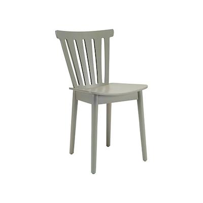 Minya Chair - Taupe Grey (Set of 2) - Image 1