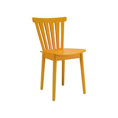 Minya Chair - Gold Yellow (Set of 2) - Image 1