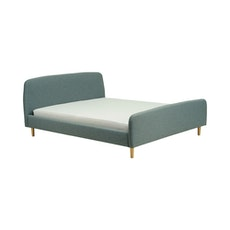 Guido Queen Bed - Whale - Image 1