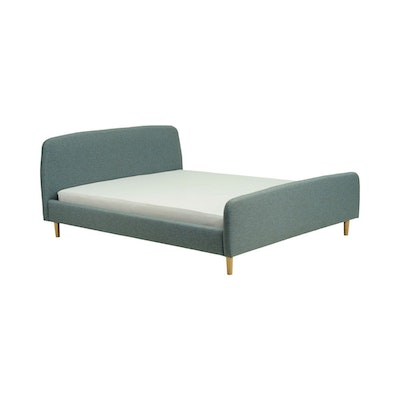 Bella Queen Bed - Whale - Image 1