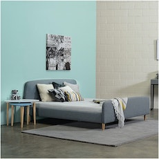 Guido Queen Bed - Whale - Image 2
