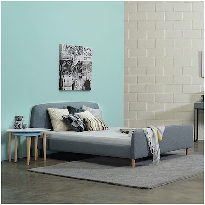 Bella Queen Bed - Whale - Image 2