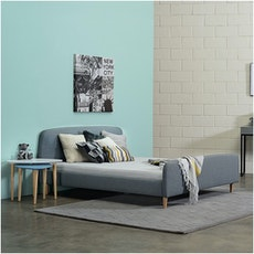 Guido Queen Bed - Twilight - Image 2
