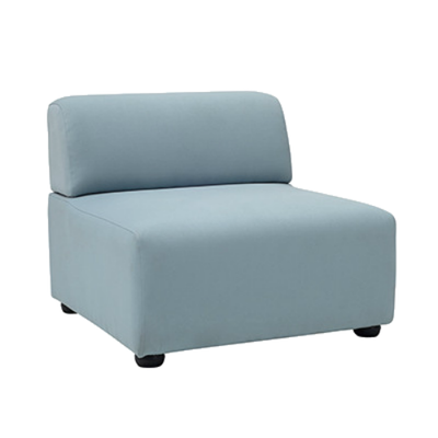 Aston 1 Seater Sofa - Jade - Image 1