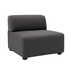 Aston 1 Seater Sofa - Paloma - Image 1