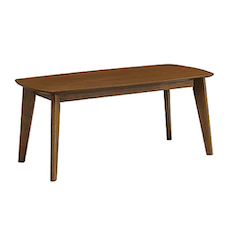 Arthur High Coffee Table - Cocoa - Image 1