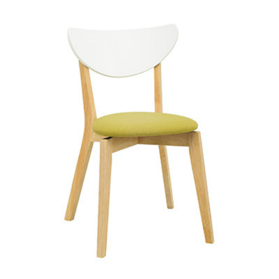 Harold Dining Chair - Natural, White, Oasis (Set of 2) - Image 1