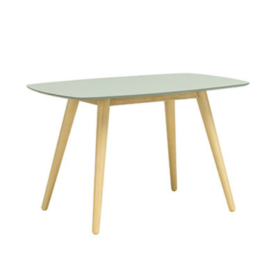 Josef Dining Table 1.2m - Natural, Grey - Image 1