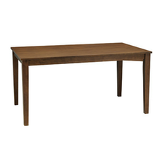 Paco 6 Seater Dining Table - Cocoa - Image 1