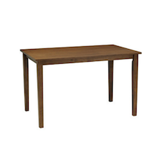 Paco 6 Seater Dining Table - Cocoa - Image 2