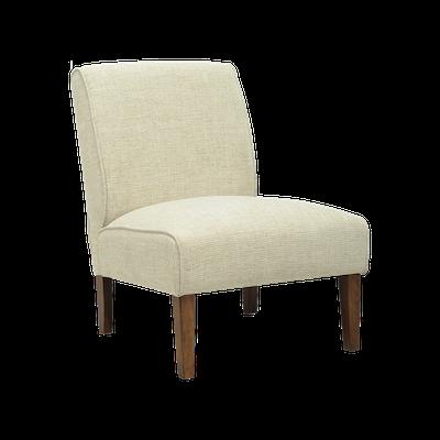 Maya Lounge Chair - Cocoa, Almond (Set of 2) - Image 2