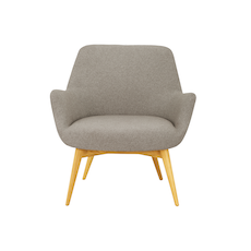 Berlingo Lounge Chair - Dolphin - Image 2