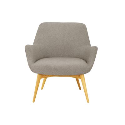 Berlingo Lounge Chair - Dolphin - Image 2