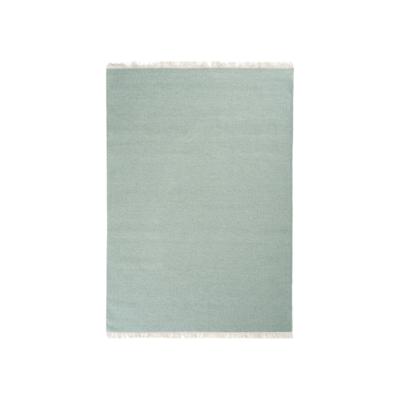 Stringa 100% Handloom Wool Rug (1.7m by 2.4m) - Pistachio - Image 1