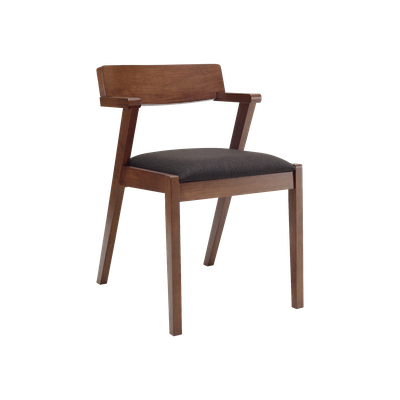 Imogen Dining Chair - Cocoa, Mud (Set of 2) - Image 1