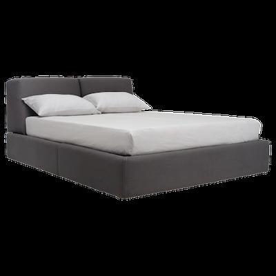 Dante King Bed - Paloma - Image 1